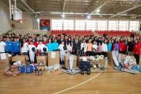 İMAM HATİP LİSESİ - Okul Spor Kulüplerine Malzeme Desteği