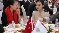 KAPANIŞ TÖRENİ - Pekin'de Türk Bahçelerine Büyük İlgi