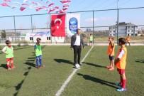 PATLAMIŞ MISIR - Şair Nabi Öğrencileri Yeni Spor Sahasına Kavuştu