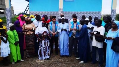 Senegalli Müslümanlar 'Barış Pınarı Harekatı' için dua etti