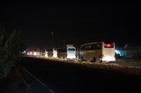 Sınıra Çok Sayıda Suriye Milli Ordu Askeri Sevk Edildi