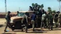 ÖZGÜR SURİYE ORDUSU - Suriye Milli Ordusu Da Fırat'ın Doğusuna Girdi