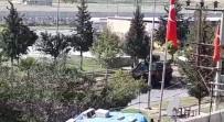 Suriye Sınırında Zırhlı Araçla Mehteranlı Devriye
