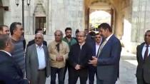SALIH AYHAN - Tarihi 'Mavi Medrese' Müzeye Dönüştürülecek