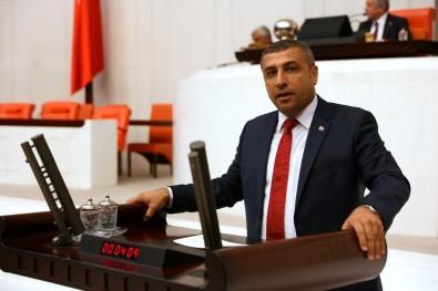 Taşdoğan'dan TMMOB Çalışanlarının Kesintileri İle İlgili Soru Önergesi