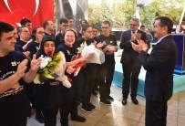 Türkiye'de İlk Ve Tek Engelliler Montaj Atölyesi Açıldı