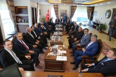 Türkiye'nin İlk Ve Tek Biyosfer Rezerv Alanı İçin Resmi Yerel Yönetim Yapısı Oluşturulacak