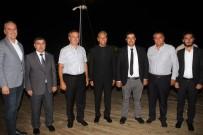 BAĞLıKAYA - TÜRSAB Başkanı Dalaman, Göcek Ve Fethiye'deki Seyahat Acenteleriyle Bir Araya Geldi