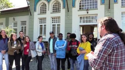 Uluslararası Öğrenciler Şerbet Yapımını Öğrendi