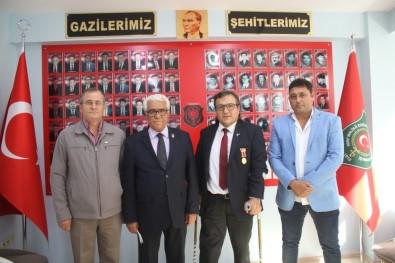 Uşak'tan 'Barış Pınarı Harekatı'na Destek