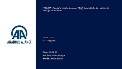 Yozgat'ta DEAŞ Operasyonu