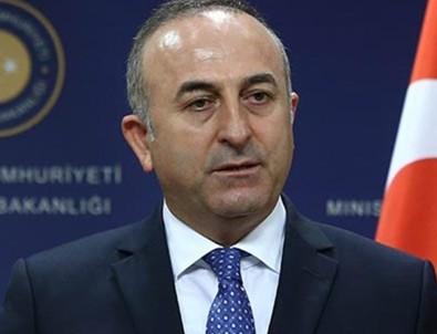 Çavuşoğlu, YPG'nin DEAŞ planını deşifre etti
