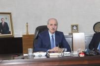AK Parti Genel Başkanvekili Kurtulmuş Açıklaması 'Birileri Kullandığı Termonolojiye Dikkat Etsin'