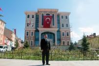 Akdağmadeni'nden Barış Pınarı Harekatı'na Bayraklı Destek