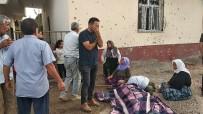 HAVAN MERMİSİ - Aynel Arap'tan Yapılan Havan Topu Saldırısında Muhtar Öldü