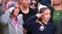 MUSTAFA BAŞOĞLU - 'Barış Pınarı Harekatı' Şehitleri İçin Tören