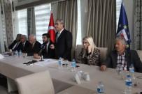 EVLİYA ÇELEBİ - Başkan Alim Işık Açıklaması 'Kütahya Yeni Yılda Zengin İller Arasında Olacak'