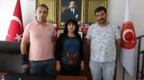 GAZILER - Çanakkaleli Şehit Yakınları Ve Gazilerden 'Barış Pınarı'na Tam Destek