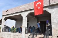 Ceylanpınar'da Şehit Olan 11 Yaşındaki Mazlum Toprağa Verildi