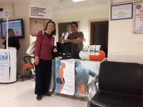 Devlet Hastanesi'nde Yaşlılar Ve Artrit Günü Etkinliği