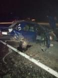 Devrek'te Trafik Kazası Açıklaması 4 Yaralı