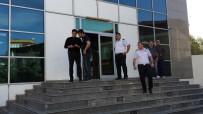 ARBEDE - Edremit Belediyesi'nde Kurşun Sesleri Korkuya Neden Oldu
