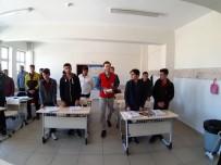 İMAM HATİP LİSESİ - Kızılay Heyetinden Öğrencilere Ziyaret