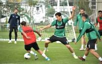 ARIF YıLDıRıM - Konyaspor, Eskişehirspor Maçı Öncesi Hazırlıklarını Sürdürdü