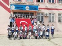 Köy Okulundan Barış Pınarı Harekatı'na Destek