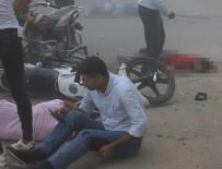 Nusaybin'de sivillere saldırı