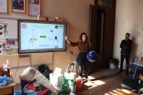 Öğrencilere 'Geri Dönüşüm' Eğitimi Verildi