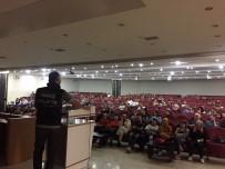 ÖZEL GÜVENLİK GÖREVLİSİ - Özel Güvenlik İle Okul  Koordinasyon Görevlilerine Eğitim Verildi