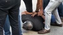 ARBEDE - Polisin sigara denetiminde arbede