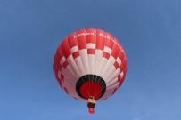 SICAK HAVA BALONU - Türkiye'nin İlk Yerli Ve Milli Sıcak Hava Balonu Kapadokya'da Uçtu