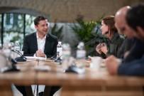 BELARUS DEVLET BAŞKANı - Ukrayna Başkanı Zelenskiy'den 14 Saat Süren Basın Toplantısı