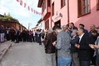 Yenileme Çalışmaları Tamamlanan Tarihi Sivrioğlu Camii İbadete Açıldı