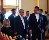Ekrem İmamoğlu - 41. İstanbul Maratonu'nun Tanıtım Toplantısı Yapıldı