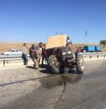 Afyonkarahisar'daki Kazada Ağır Yaralanan Kadın Hayatını Kaybetti