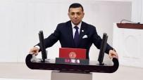 AHMET ERBAŞ - Ahmet Erbaş, Çölyak Hastalarının Sesi Oldu