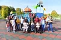 MOGAN - Ankara Büyükşehir Belediyesi  Engelli Oyun Parkı Sayısını Artırıyor