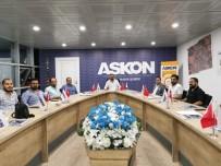 ORHAN AYDIN - ASKON'dan Diyarbakır'a Yatırım Kararı
