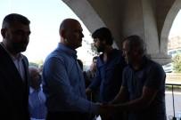 ROKET SALDIRISI - Bakan Soylu, Mardin'de Sivil Şehit Yakınları İle Bir Araya Geldi