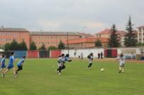 ALI ÖZDEMIR - Bartın'ın İlk Kadın Futbol Takımı Sahaya İndi