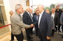 TRAFİK EĞİTİM PARKI - Başkan Büyükgöz Arapçeşmeyi Dinledi