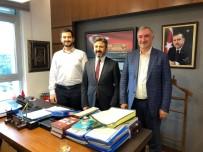 Başkan Turanlı Kahta'nın Dosyasını Milletvekillerine Sundu