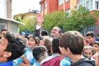 Başkan Yıldız'dan 'Çocuk Bahçesi' Müjdesi