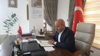 Belediye Başkanı Makamında Mehmetçik İçin Fetih Suresi Okudu