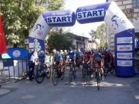 Fatih Sultan Mehmet Bisiklet Turu Edirne'de Start Aldı