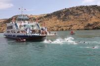DRAGON BOT YARIŞLARI - Fırat'ın İncisi Rumkale'deki Su Sporlarına Yoğun İlgi