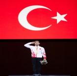 TOKYO - İbrahim Çolak, Türk Cimnastik Tarihine Geçti